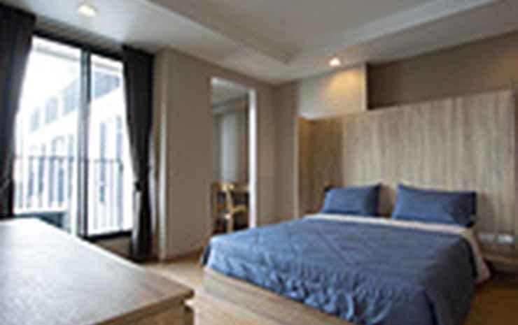 Baan Tanwa - MRT Ratchadaphisek Bangkok - Suites Room with Balcony