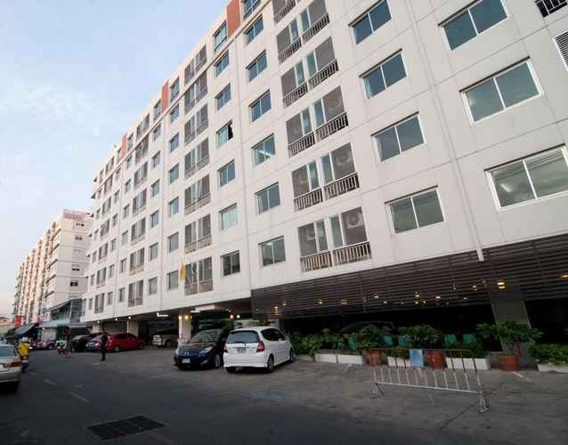 EXTERIOR_BUILDING Centric Place Hotel