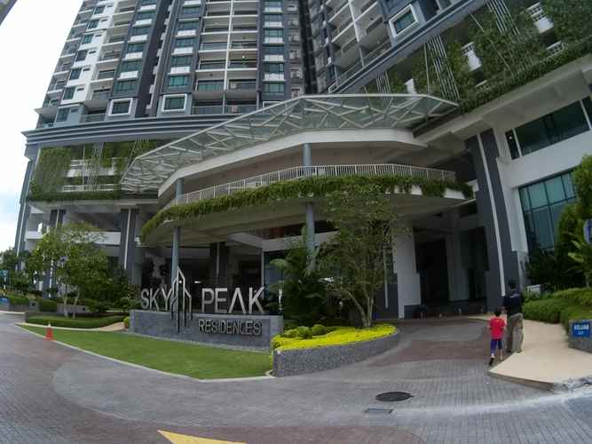 LOBBY Sky Residences Condo by AF Venture Travel & Tours