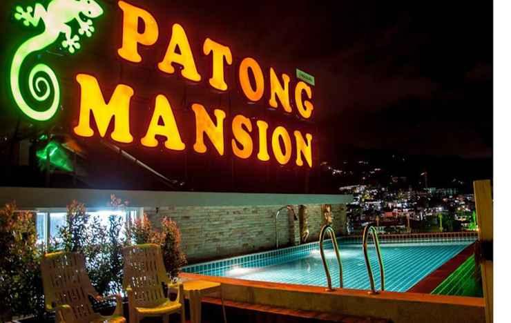 SWIMMING_POOL Patong Mansion Hotel
