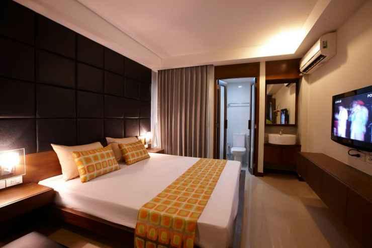 BEDROOM The Bangkok Cha Cha Suite