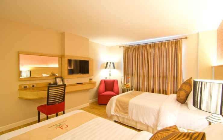 Grand Lord (Boutique) Hotel Bangkok - Superior Room (Room Only)