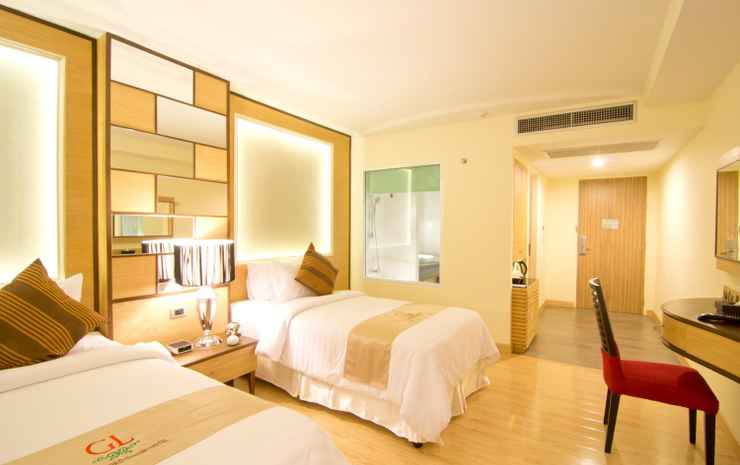 Grand Lord (Boutique) Hotel Bangkok - Deluxe Corner (Breakfast Included)
