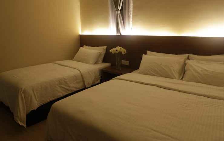 I Am Jazz Boutique Hotel Johor - Family Suite