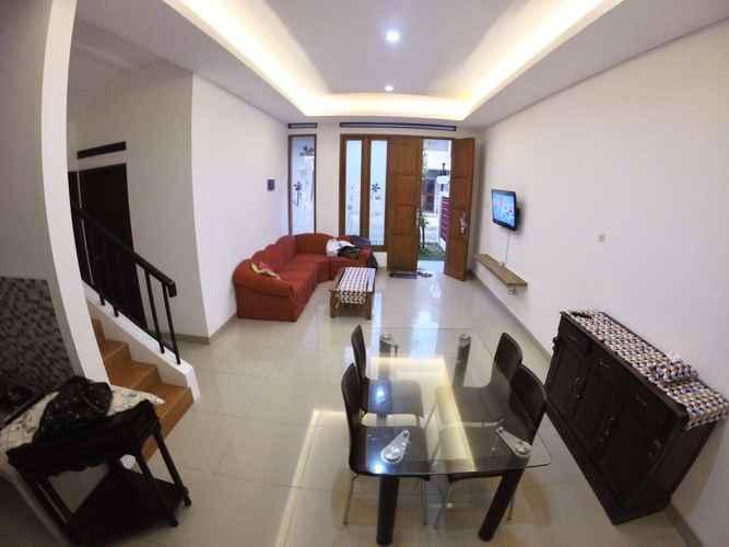 LOBBY Padma Laguna Guest House
