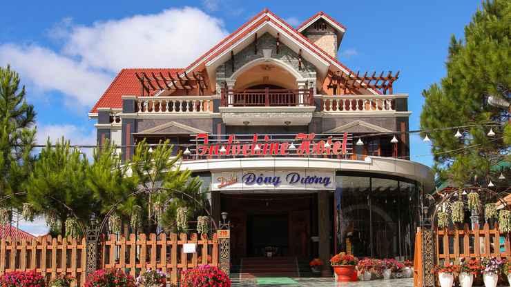 EXTERIOR_BUILDING Khách sạn Đà Lạt Đông Dương