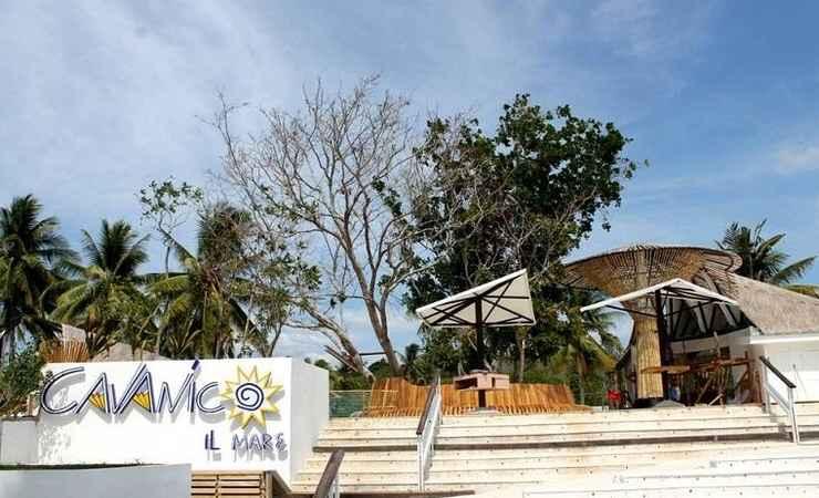 EXTERIOR_BUILDING Cavanico Il Mare Beach Resort