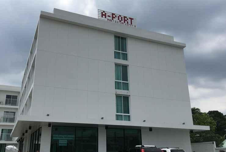 EXTERIOR_BUILDING A-Port