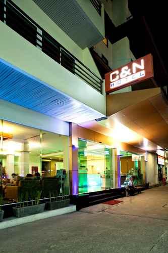 EXTERIOR_BUILDING C&N Hotel