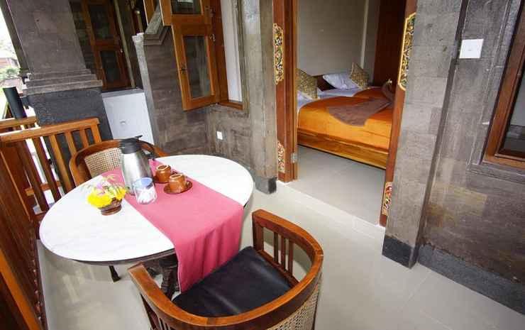 okawati hotel Bali - Deluxe Double Room