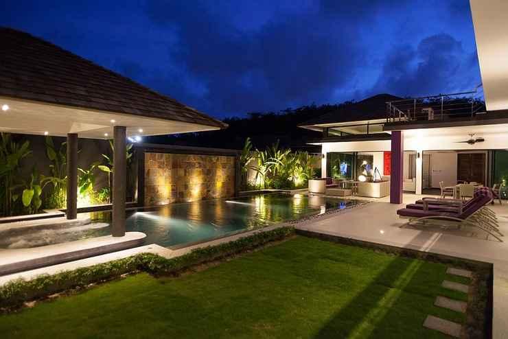 LOBBY Eden Villa Phuket