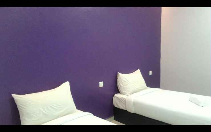 Hotel Elwarda KL City Kuala Lumpur - Deluxe Twin Room
