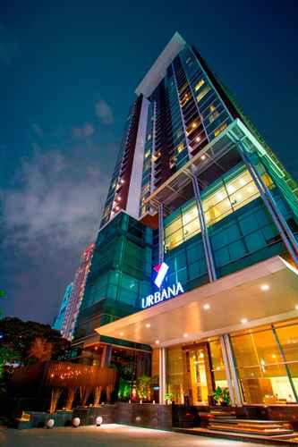 EXTERIOR_BUILDING โรงแรมเออร์บาน่า สาทร