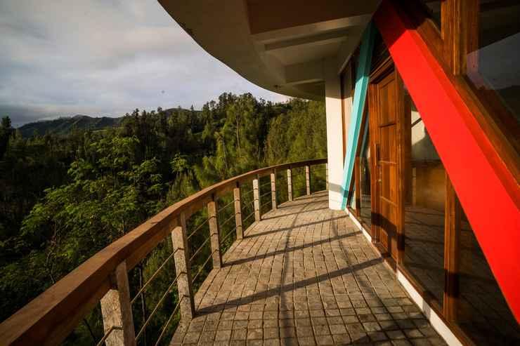 EXTERIOR_BUILDING Pagupon Bromo Budget Lodge for Student