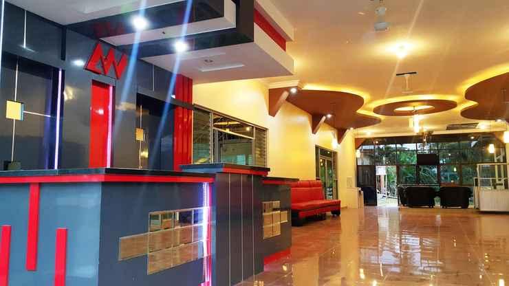 LOBBY AW Hotel Syariah