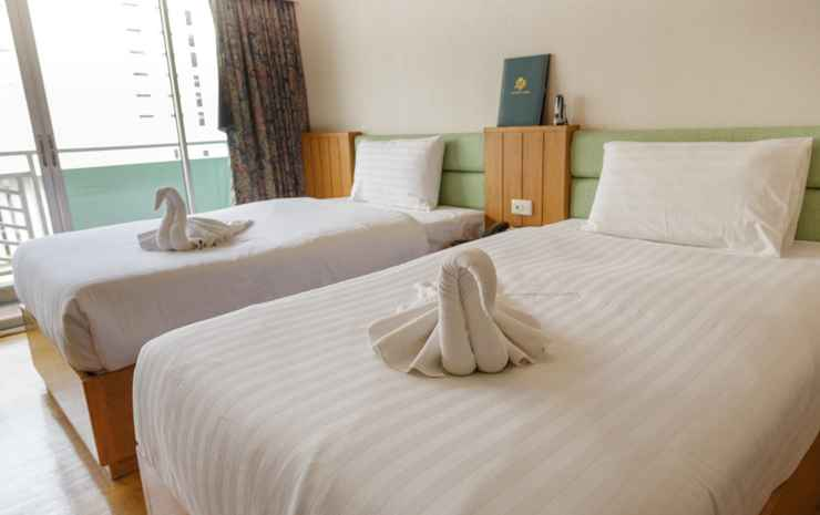 Roseate Ratchada Bangkok - Superior Studio - Twin Bed with breakfast