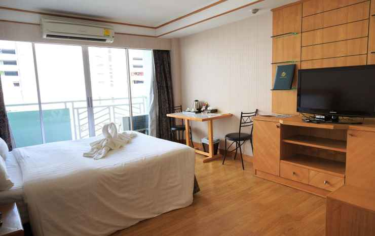 Roseate Ratchada Bangkok - Superior Studio - Double Bed with breakfast