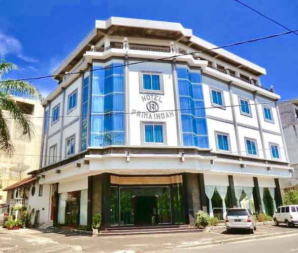 EXTERIOR_BUILDING Hotel Prima Indah