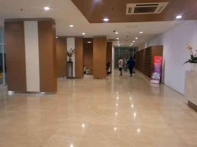 LOBBY Daily Rental Apartemen at Northland Ancol Residence