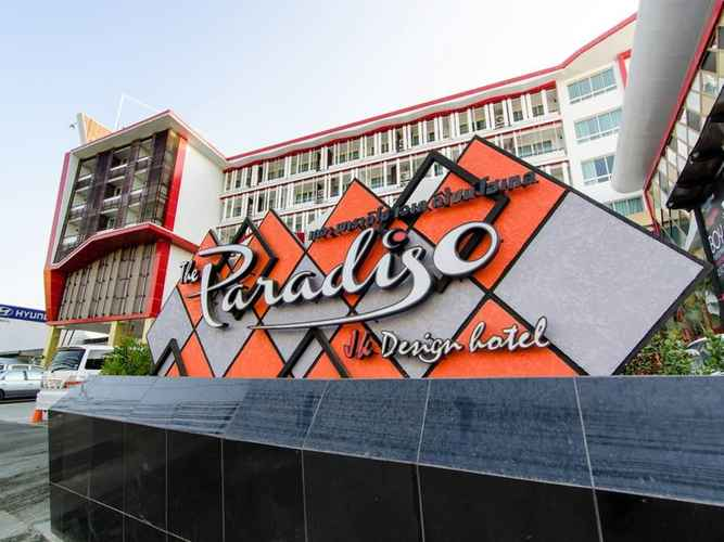 EXTERIOR_BUILDING โรงแรม พาราดิโซ เจเค