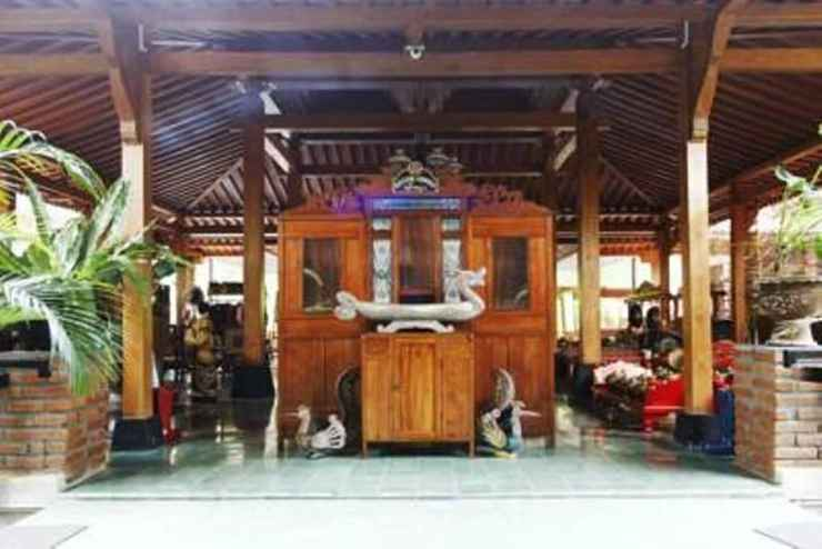 LOBBY Joglo Mandapa Boutique Hotel & Resto