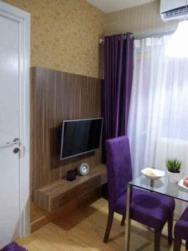 LOBBY Hunian nyaman green pramuka apartemen