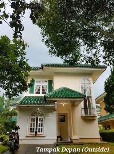 EXTERIOR_BUILDING Villa Puncak Resort Gunung Geulis No. 20 - Official