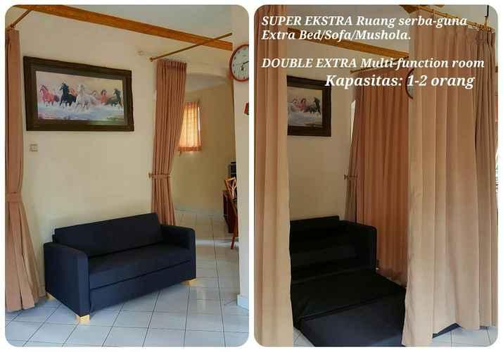 LOBBY Villa Puncak Resort Gunung Geulis No. 20 - Official