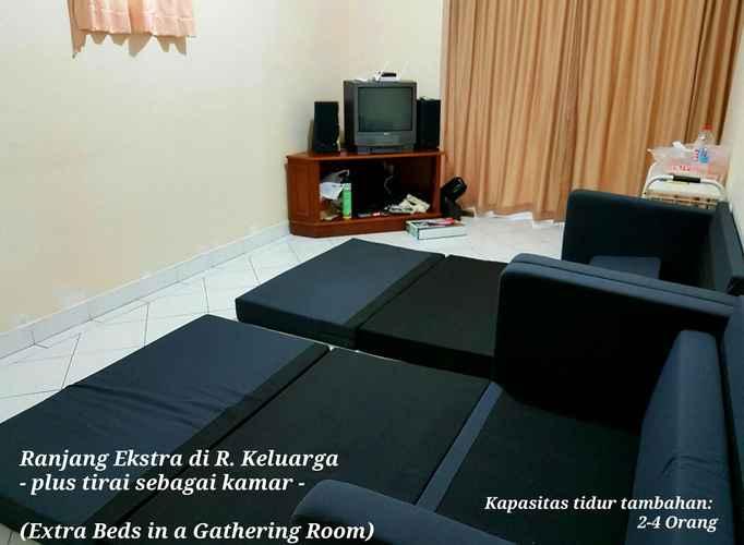 BEDROOM Villa Puncak Resort Gunung Geulis No. 20 - Official