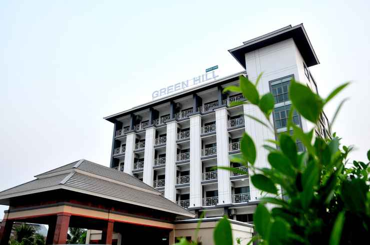 EXTERIOR_BUILDING Green Hill Hotel Phayao