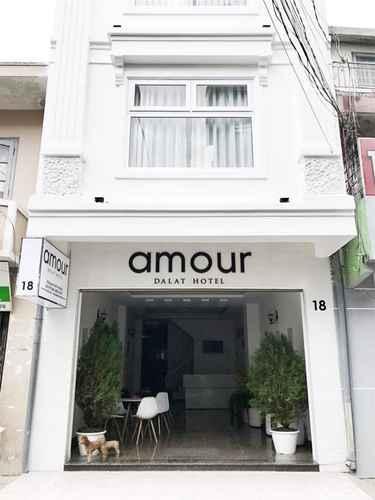 LOBBY Khách sạn Amour Đà Lạt