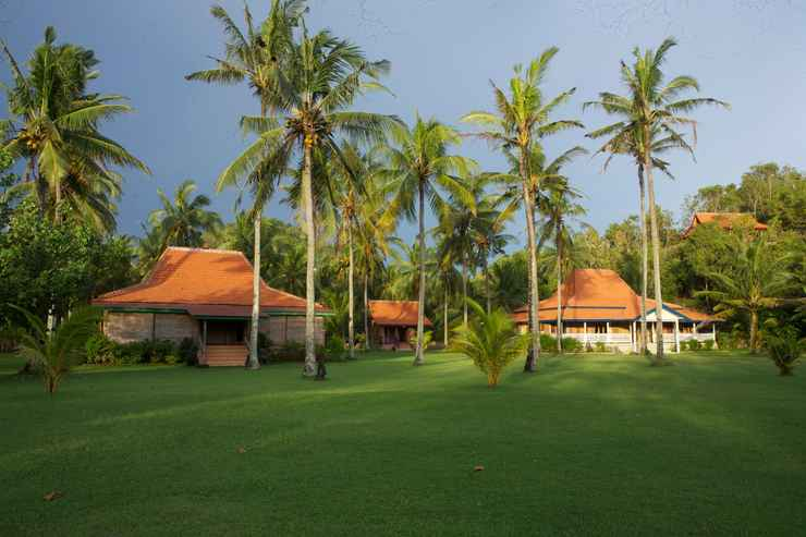 EXTERIOR_BUILDING Desa Limasan Retreat