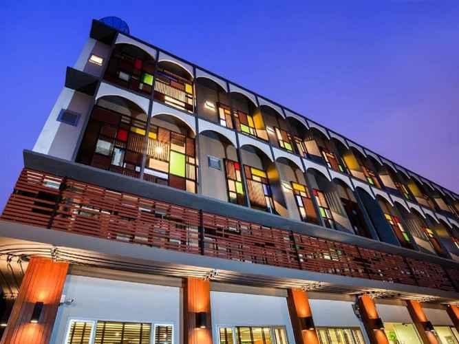 EXTERIOR_BUILDING Admire Thonburi Hotel
