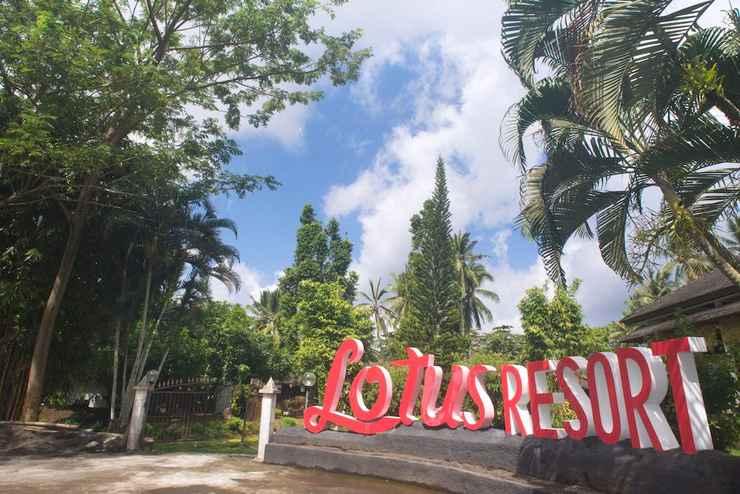 LOBBY The Lotus Resort