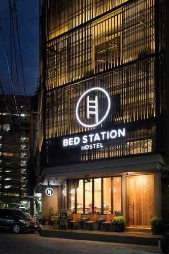 EXTERIOR_BUILDING Bed Station Hostel