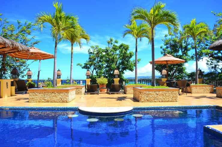 LOBBY Palm Breeze Villa Boracay