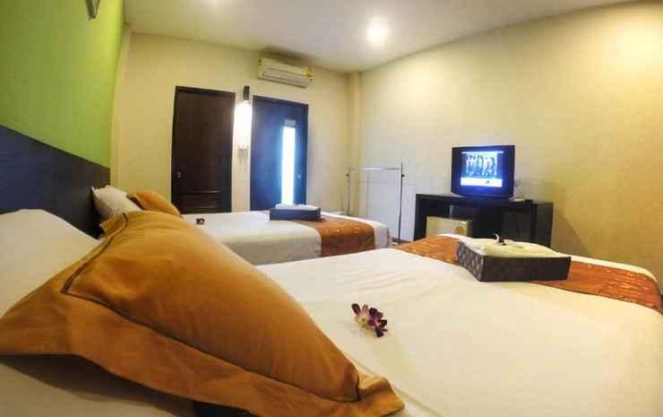 Khaosan Park Hotel Bangkok - Standard Twin Bed