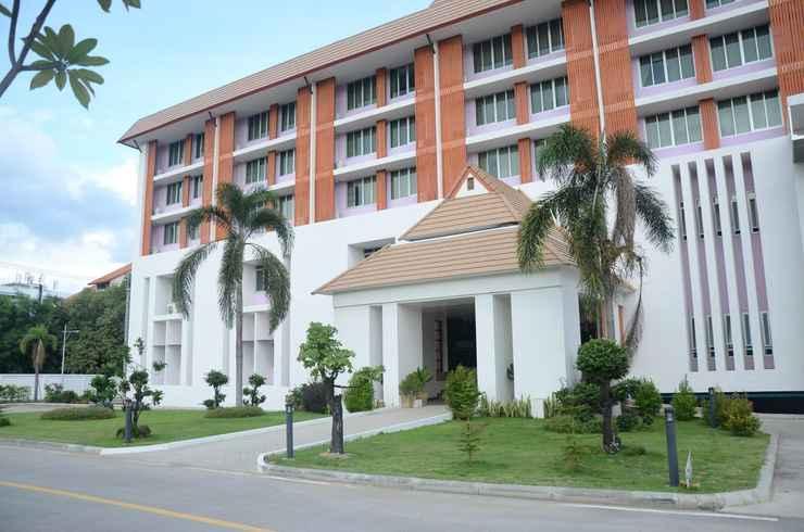 EXTERIOR_BUILDING Green Nimman CMU Residence