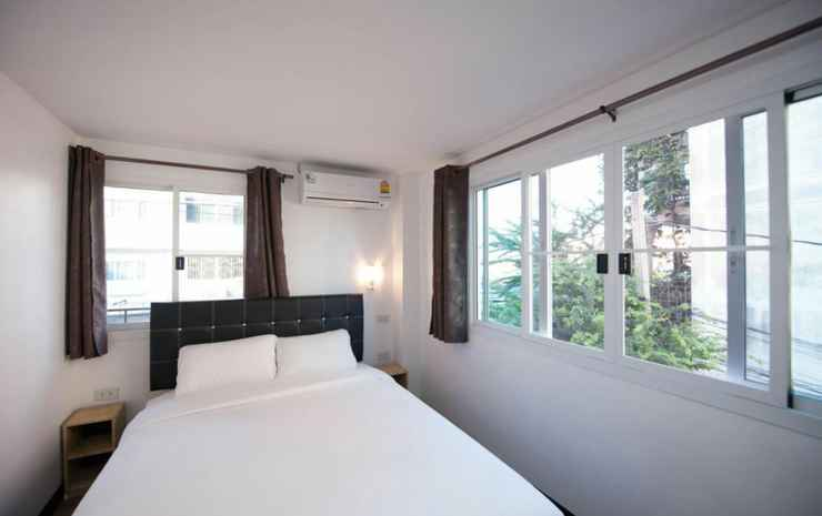 Hoppers Place Donmueang Hostel  Bangkok - Standard Room - Private Bathroom