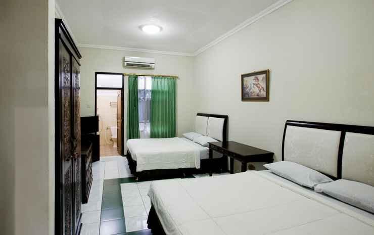 Hotel Galuh Anindita Yogyakarta - Family Room