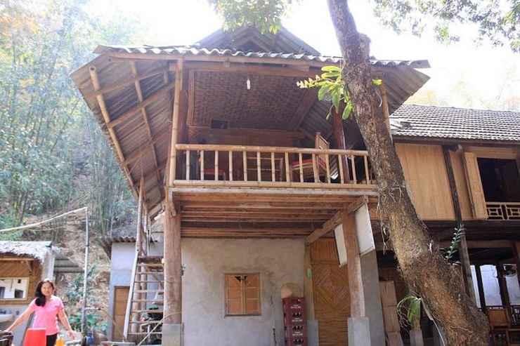 EXTERIOR_BUILDING Ume Mai Chau Eco Homestay