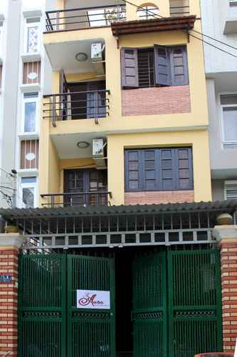 EXTERIOR_BUILDING The Aura Apartment