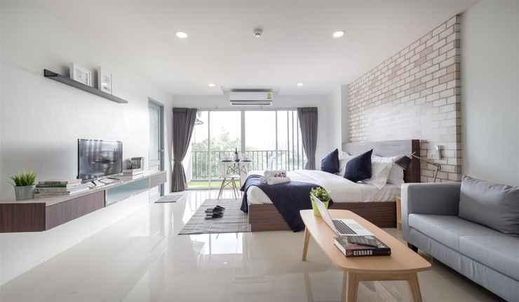 BEDROOM Q SPACE Residence Bangkok