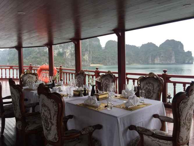 RESTAURANT Du thuyền Emperor Ha Long