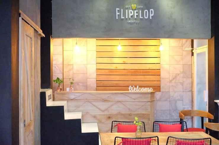 LOBBY Flip Flop Hostel Syariah Lampung