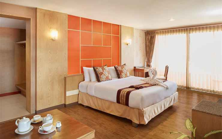 Eastern Grand Palace Chonburi - Family room with breakfast
