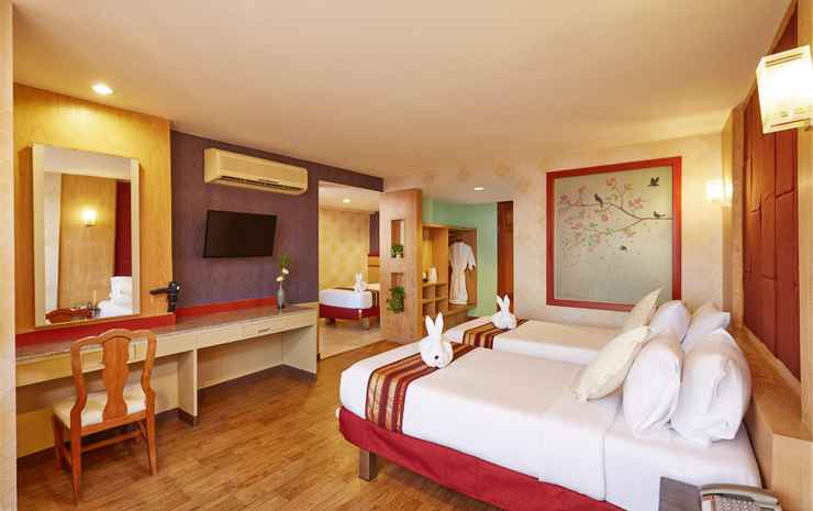 Eastern Grand Palace Chonburi - Deluxe Triple room with breakfast