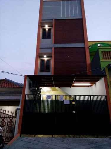 EXTERIOR_BUILDING Residence JR Backpacker