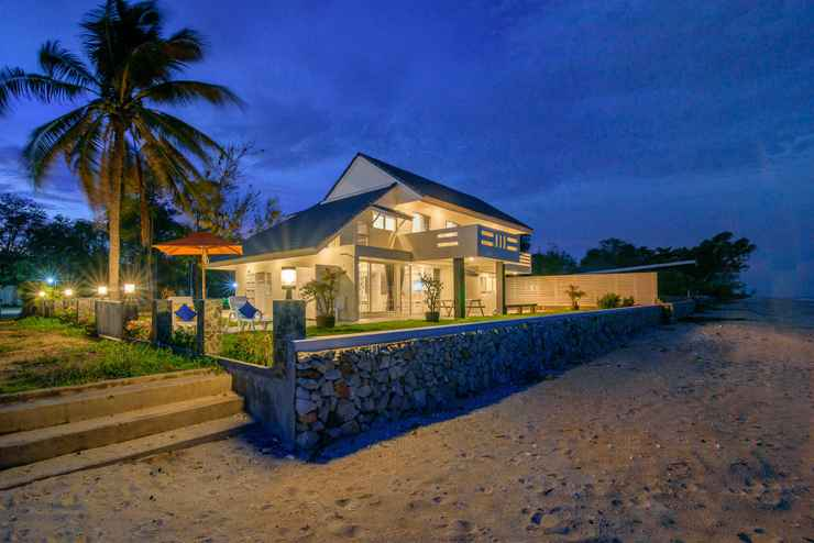 EXTERIOR_BUILDING C-Shore Private Beachfront House