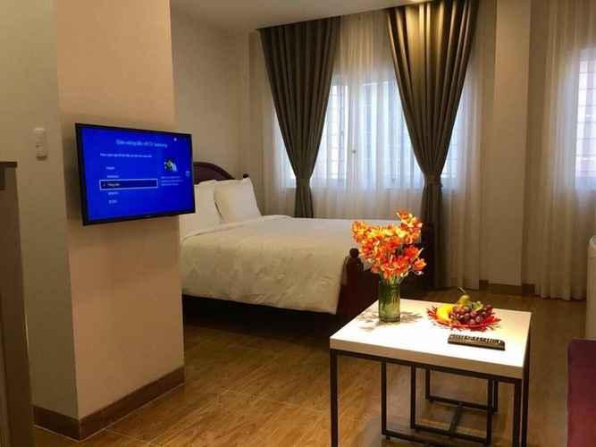 LOBBY Adamas Apartment - Phan Dang Luu